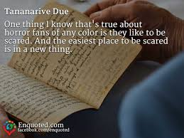 Image result for tananarive due quotes