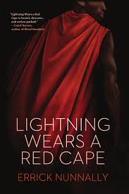 Image result for lightning wheres a red cape