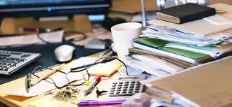 Image result for messy offices