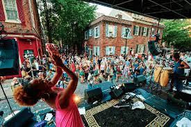 Molestice – the massive summer block party on the teeny tiny ...
