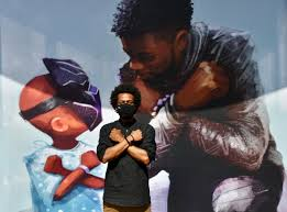 Black Panther mural pays tribute to Chadwick Boseman at Downtown Disney –  Orange County Register