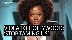 Image result for viola davis i cannot lead with bullshit