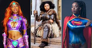 Black Female Cosplayers on Instagram | POPSUGAR Entertainment UK